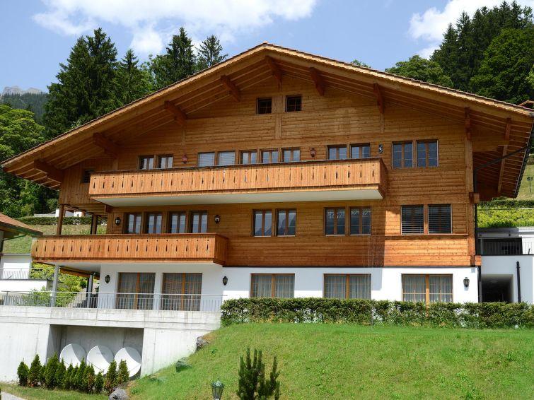 Modern Zwitsers Chalet : Appartement chalet mittellegi in grindelwald zwitserland