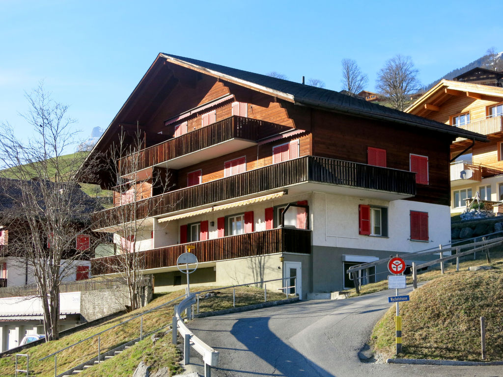 Holiday apartment Desirée (GRL140) (138710), Grindelwald, Jungfrau Region, Bernese Oberland, Switzerland, picture 1