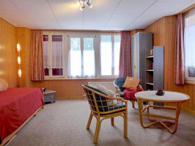 Chalet Rösli - Apartment - Lauterbrunnen