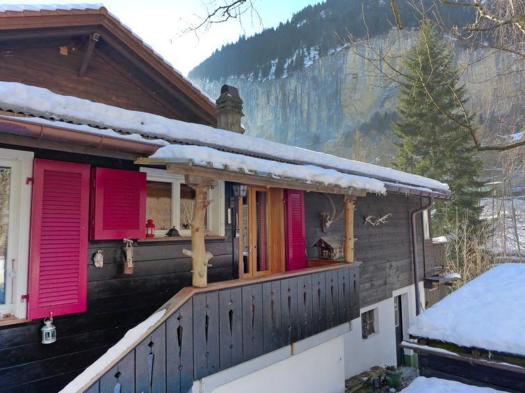 Stocki - Apartment - Lauterbrunnen