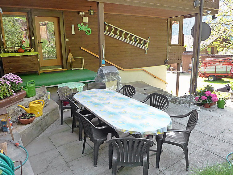 Staubbachblick - Apartment - Lauterbrunnen