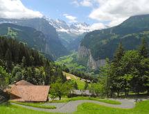 Wengen - Vakantiehuis Jungfrau an der Ledi
