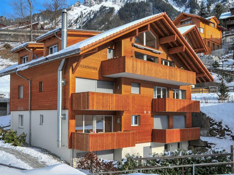 Goldenhorn - Apartment - Wengen