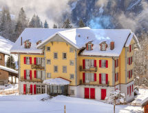 Wengen - Appartement Mittaghorn