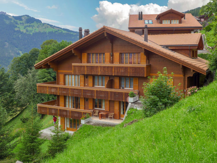 Panorama Apartment in Wengen
