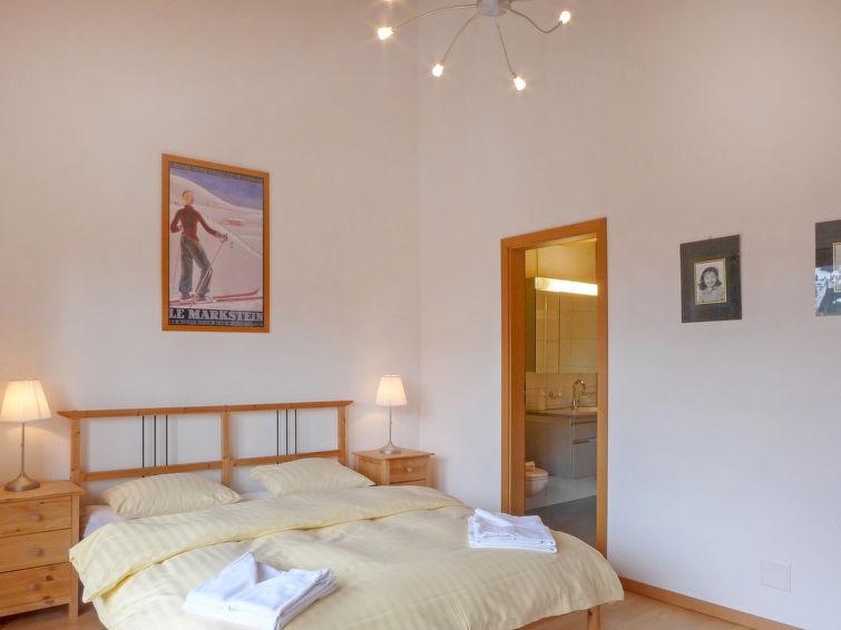 Racer's Retreat Apartment in Wengen