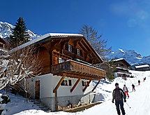 Vakantiehuis Wätterlücke, Wengen, Winter