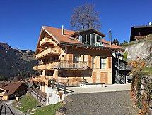 Wengen - Apartment Schwarzbirg