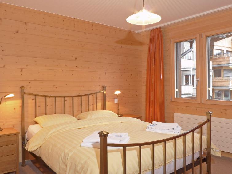 Bella Vista Apartment in Wengen
