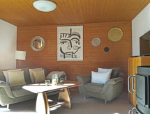 Wengen - Apartment Chalet Bluemewäg