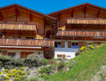 Wengen - Appartement Chalet Bluemewäg