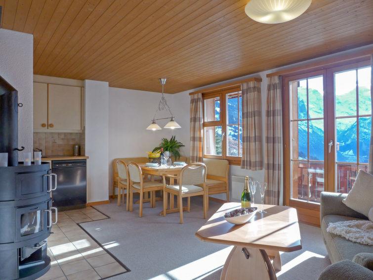 Chalet Bluemewäg Apartment in Wengen