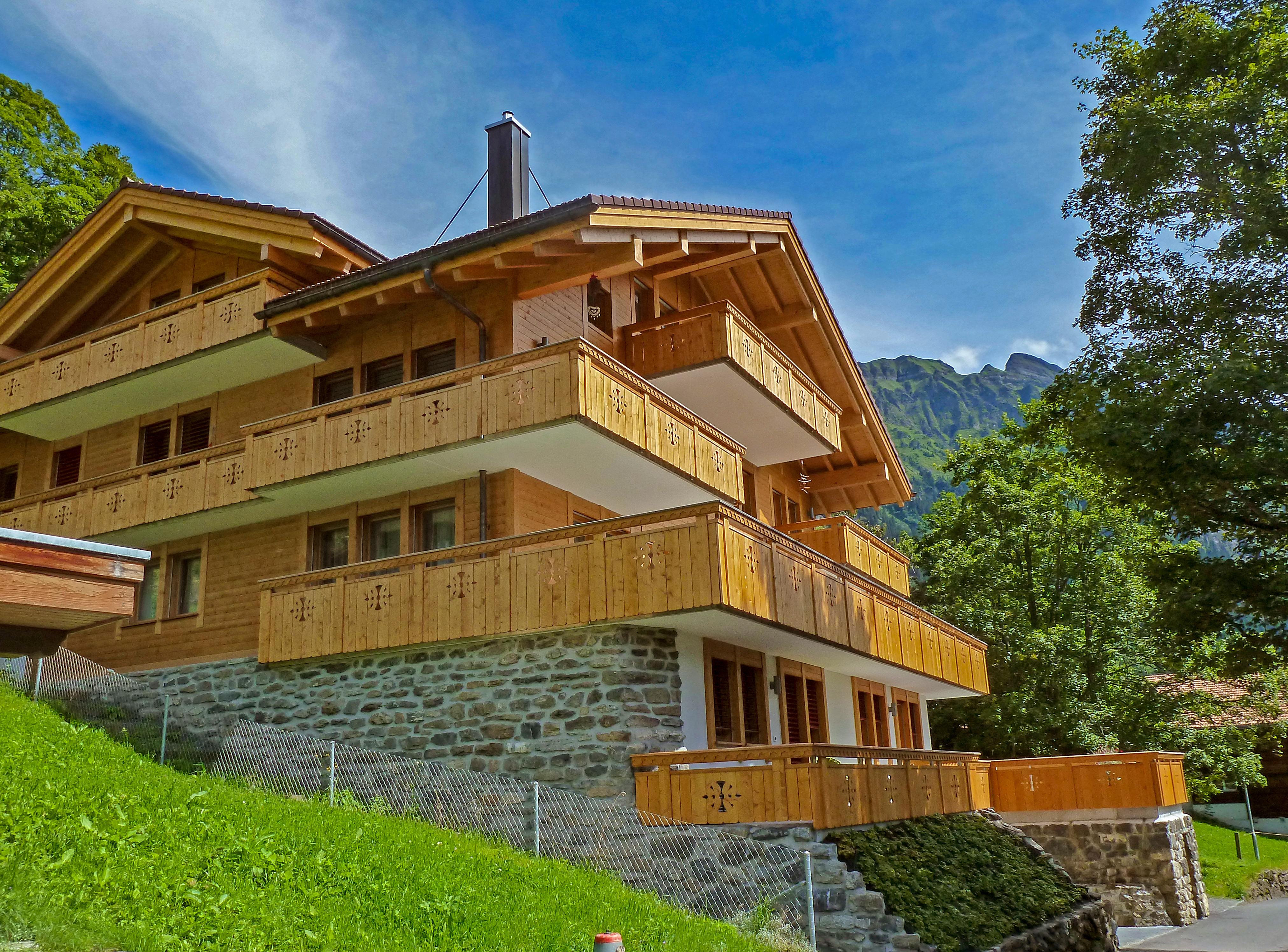 Appartement bergfrieden in wengen zwitserland ch3823 9 1 for Design appartement zwitserland