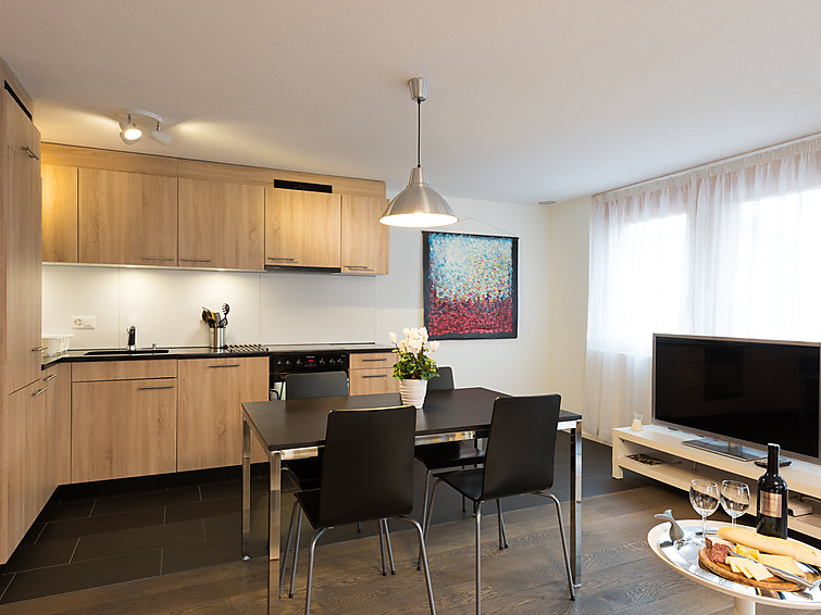 Bergfrieden - Apartment - Wengen