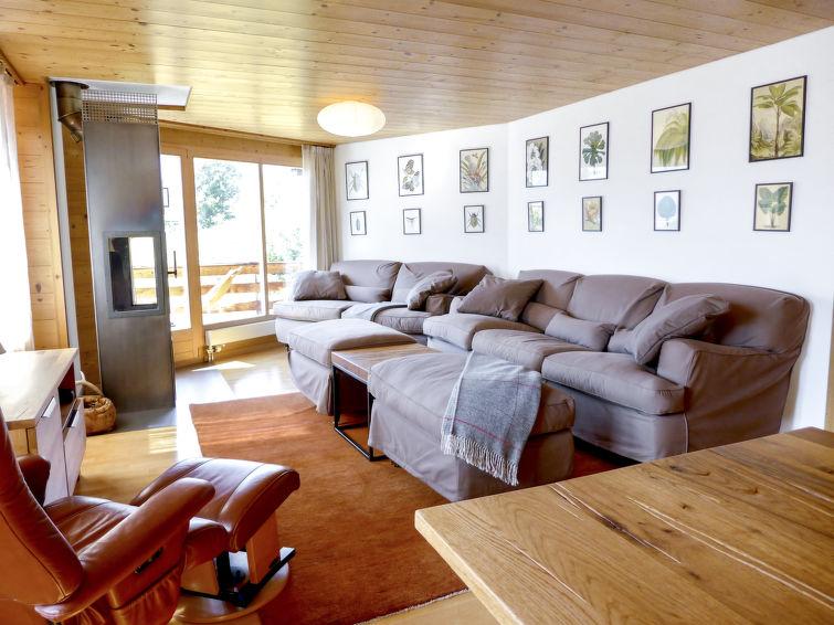 Gloria Apartment in Murren