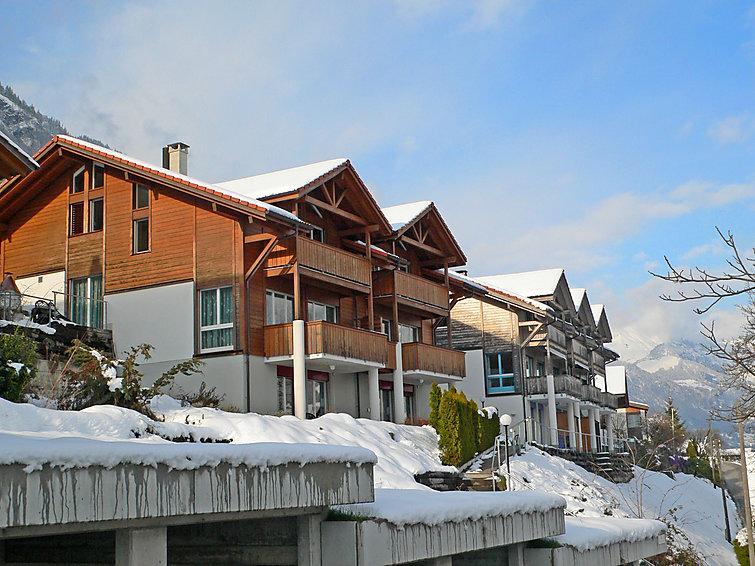 Seematte, Apt. 9 - Apartment - Niederried
