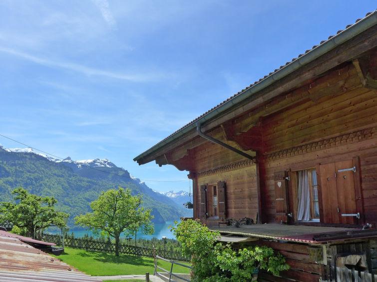 Boden 19 in Brienz - Berner Oberland, Zwitserland foto 930924