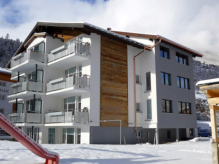 Amici in Saas-Grund - Wallis, Zwitserland foto 927413