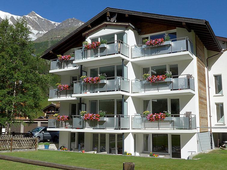 Apartamento De Férias Amici com forno e para caminhadas na montanha