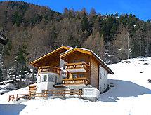 Appartement Haus Piccolo, Saas-Grund, Winter