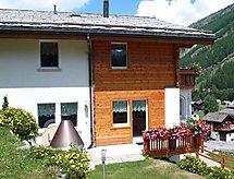 Saas-Grund - Apartamenty Haus Piccolo