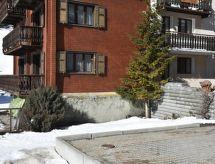 Saas-Grund - Apartment Ramona