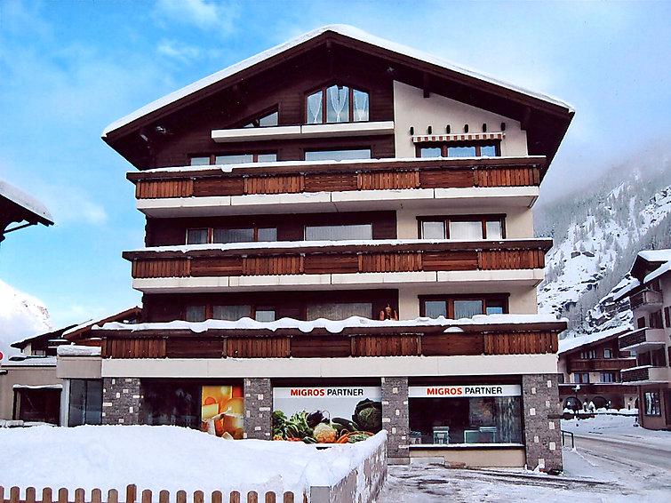 Apartment Sportina - Saas Grund