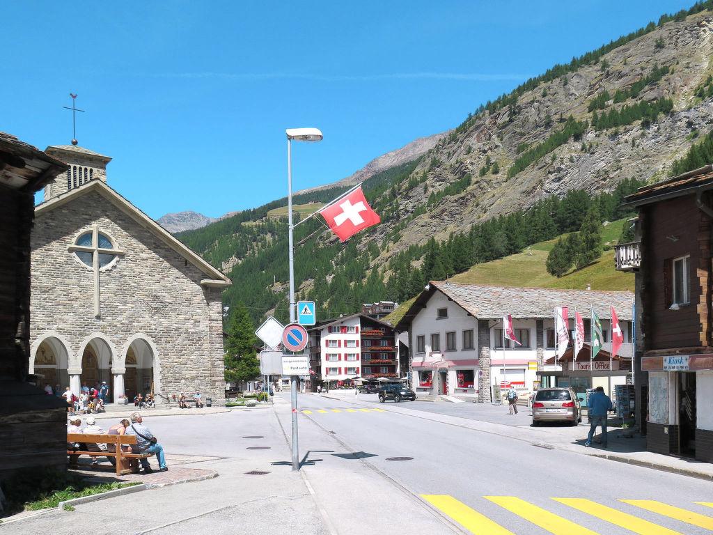 Ferienwohnung Haus Santa Lucia (SGD121) (266950), Saas Grund, Saastal, Wallis, Schweiz, Bild 8