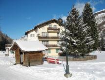 Saas-Grund - Appartement Haus Santa Lucia (SGD122)