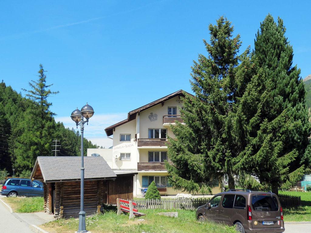 Ferienwohnung Haus Santa Lucia (SGD122) (266951), Saas Grund, Saastal, Wallis, Schweiz, Bild 5