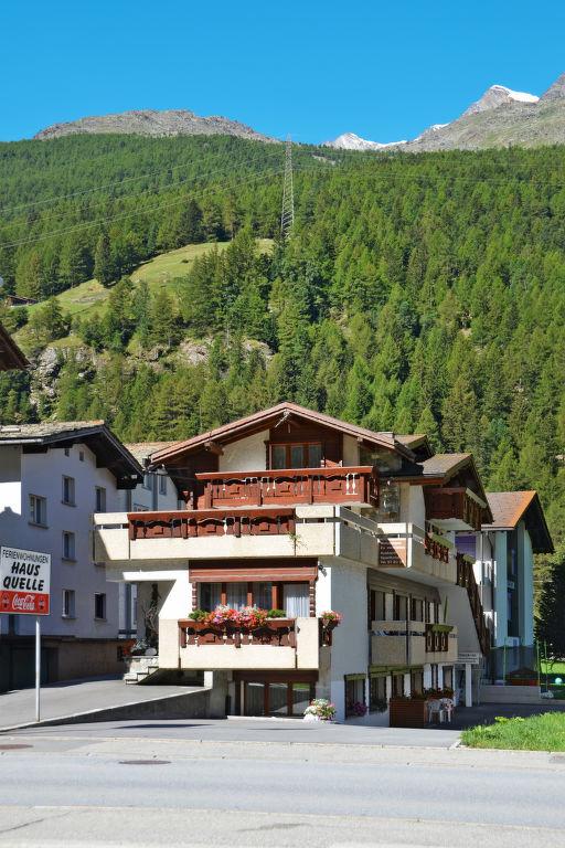 Appartement de vacances Quelle (SGD130) (326379), Saas Grund, Vallée de Saas, Valais, Suisse, image 10
