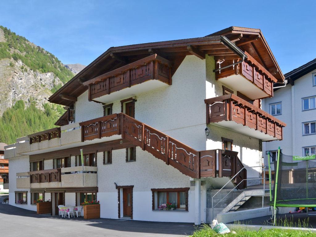 Appartement de vacances Quelle (SGD130) (326379), Saas Grund, Vallée de Saas, Valais, Suisse, image 1