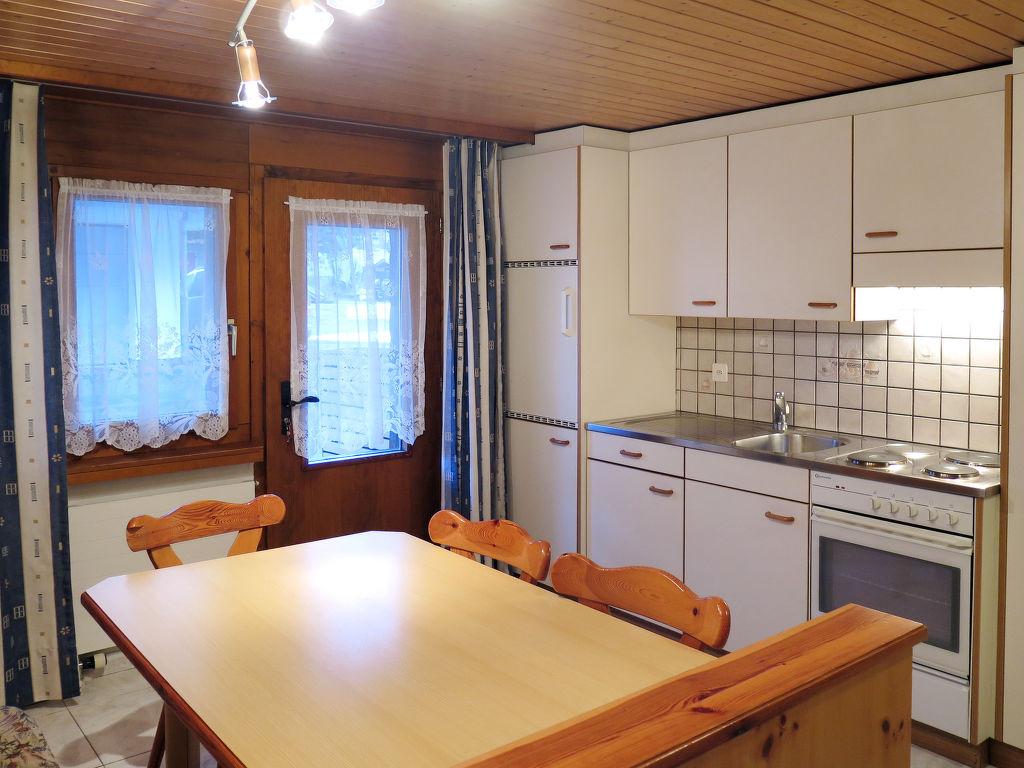 Appartement de vacances Quelle (SGD130) (326379), Saas Grund, Vallée de Saas, Valais, Suisse, image 5