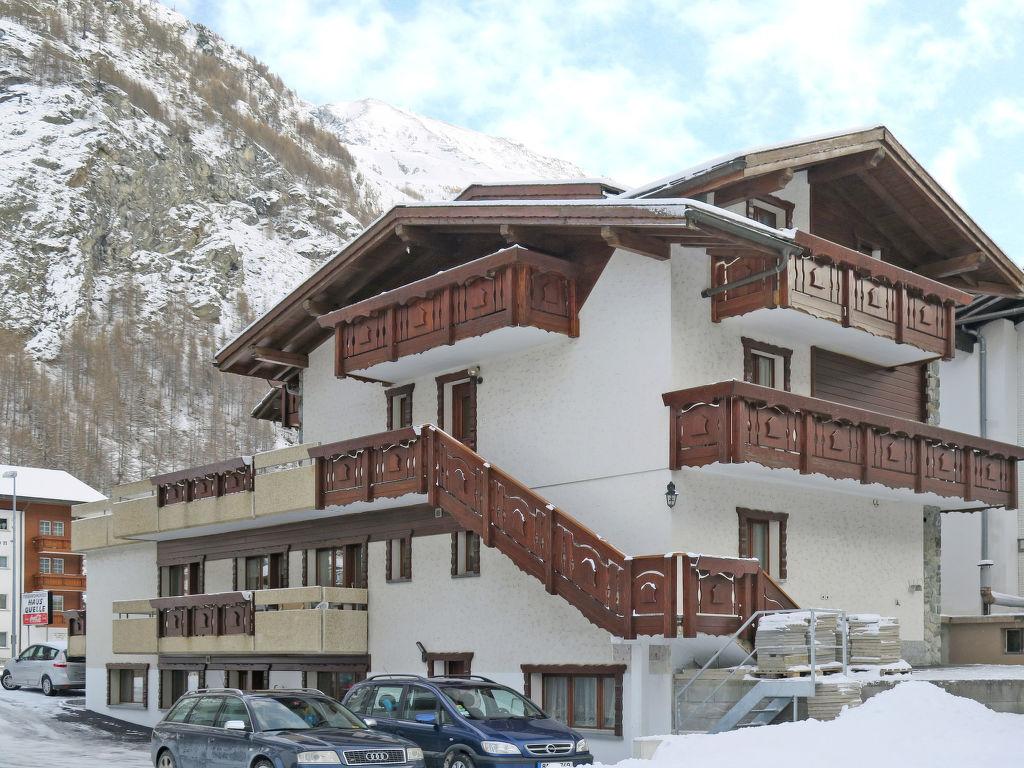 Appartement de vacances Quelle (SGD130) (326379), Saas Grund, Vallée de Saas, Valais, Suisse, image 9