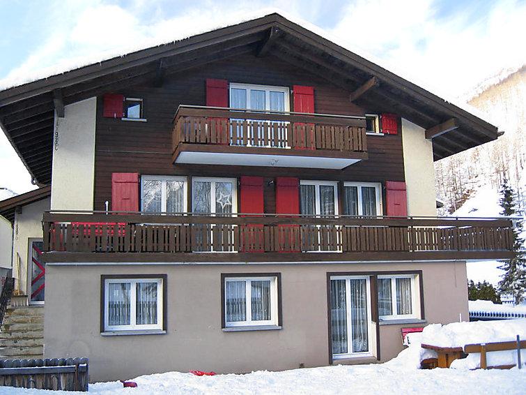 Chalet Amara - Apartment - Saas Grund