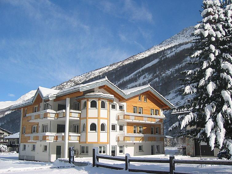 Haus Alpenstern, Wohnung Aelpi - Chalet - Saas Grund