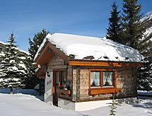 Saas-Grund - Holiday House Häuschen Stadel
