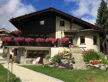 Saas-Grund - Apartment Chalet Sunstar, kleine Wohnung