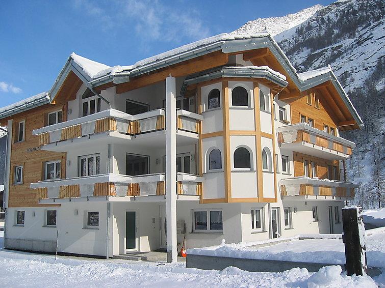 Haus Alpenstern, Wohnung Distel - Apartment - Saas Grund