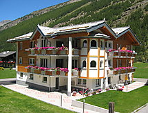 Saas-Grund - Vakantiehuis Haus Alpenstern, Wohnung Trift