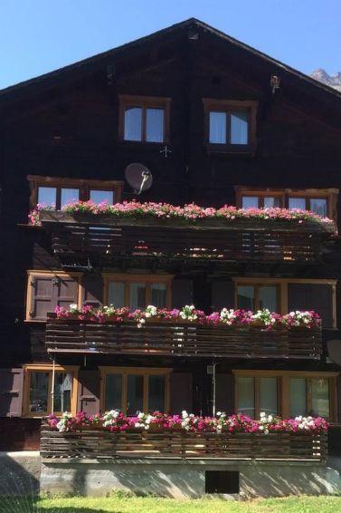 Bergglück - Apartment - Saas Almagell