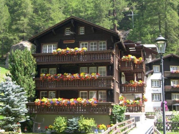 Alpenblick - Apartment - Saas Almagell
