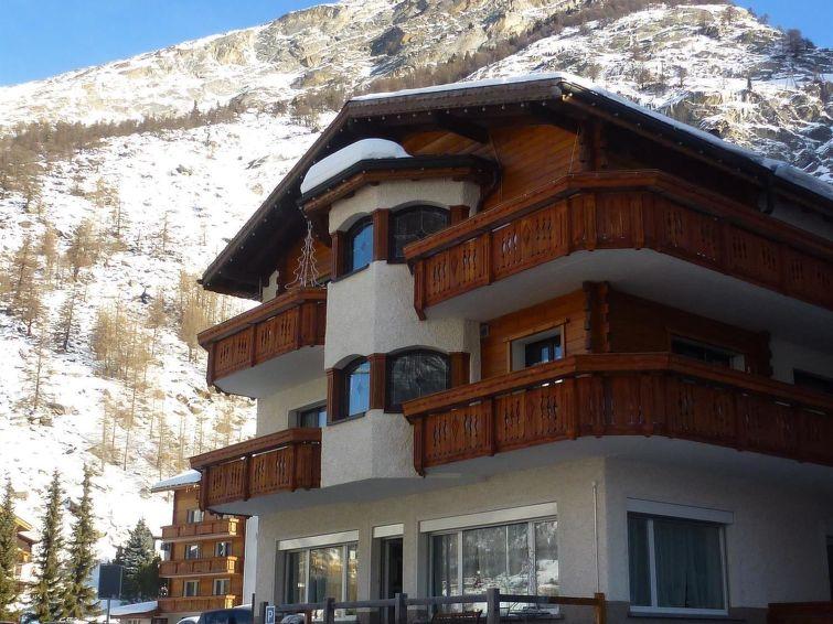 Apartment Haus Theresli - Saas Almagell