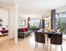 Saas-Fee - Rekreační apartmán Allegra (071B01)