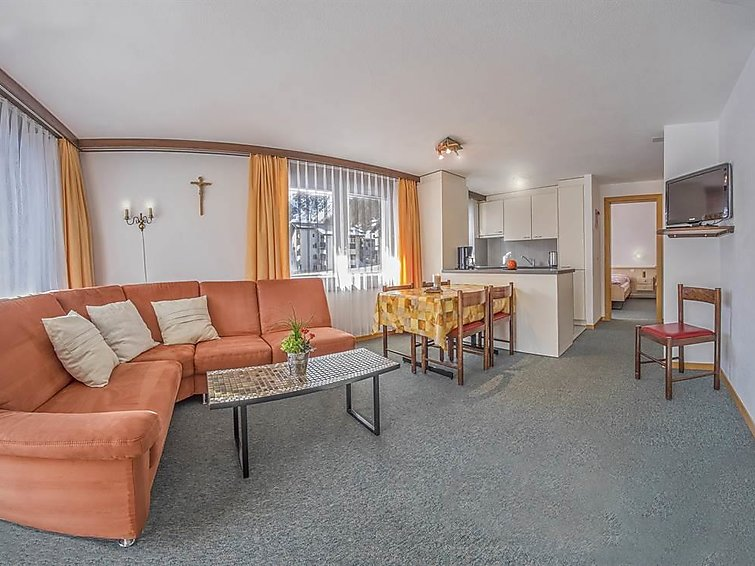 Bergrose (092A01) - Apartment - Saas-Fee