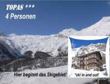 Saas-Fee - Apartment Topas