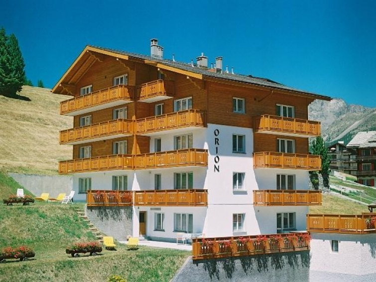 Orion Apartment in Saas-Fee