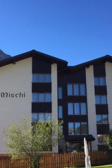 Mischi Apartment in Saas-Fee
