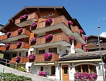Saas-Fee - Apartment Swiss Chalet (114A05)