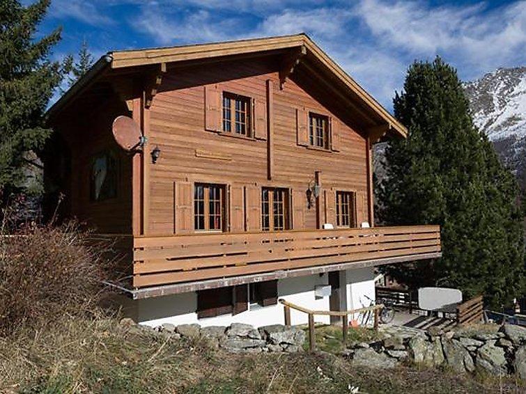 Haus Schliechten Villa in Saas-Fee